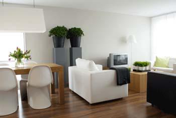 huiskamer interieur wit